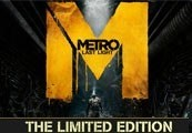Metro Last Light Limited Edition Steam CD Key