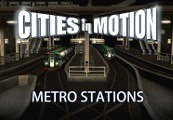 Cities in Motion: Metro Stations DLC Steam CD Key