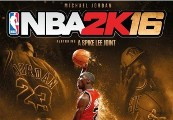 NBA 2K16: Michael Jordan Edition Steam CD Key