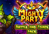 Mighty Party - Battle and Toads Pack DLC Steam CD Key