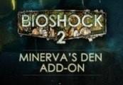 Bioshock 2: Minerva's Den Clé Steam