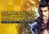 NOBUNAGA'S AMBITION: Sphere of Influence EU Steam CD Key