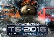 Train Simulator 2016 + 7 DLCs Steam Gift