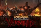 Warhammer: End Times - Vermintide EU Steam CD Key