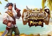 Braveland Pirate Steam CD Key