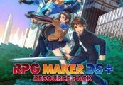 RPG Maker: DS+ Resource Pack Clé Steam