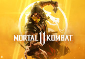 Mortal Kombat 11 EU Steam CD Key