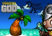Pocket God vs Desert Ashes Steam CD Key