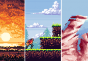 Learn to Create Pixel Art for your Games Udemy Course Key