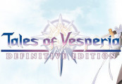 Tales of Vesperia: Definitive Edition Steam CD Key
