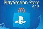 PlayStation Network Card €15 FR
