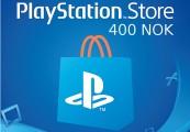 PlayStation Network Card 400 NOK NOR