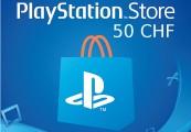 PlayStation Network Card 50 CHF