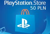 PlayStation Network Card 50 PLN PL