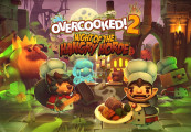 Overcooked 2 - Night of the Hangry Horde DLC Steam CD Key