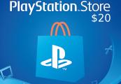 PlayStation Network Card $20 KUW