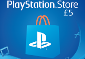 PlayStation Network Card £5 UK | Kinguin - FREE Steam Keys Every