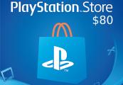 PlayStation Network Card $80 HK