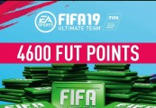 FIFA 19 - 4600 FUT Points Origin CD Key