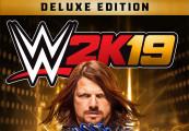 WWE 2K19 Deluxe Edition EMEA Steam CD Key