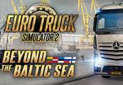 Euro Truck Simulator 2 - Beyond the Baltic Sea DLC Précommande Clé Steam