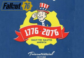 Fallout 76 Tricentennial Edition US PS4 CD Key