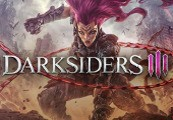 Darksiders III EU Steam CD Key