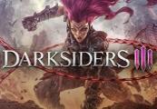 Darksiders III RU VPN Required Steam CD Key
