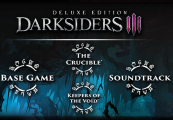 Darksiders III Deluxe Edition Clé Steam