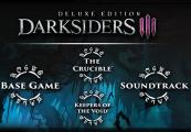 Darksiders III Deluxe Edition EU XBOX One CD Key