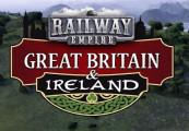 Railway Empire - Great Britain & Ireland DLC Steam CD Key