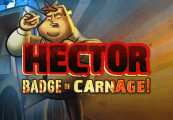 Hector: Badge of Carnage - Full Series Steam Gift