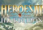 Heroes of Might & Magic III - HD Edition Steam Gift