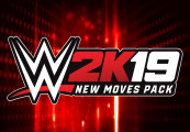 WWE 2K19 - New Moves DLC Clé Steam