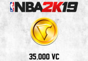 NBA 2K19 - 35,000 VC Pack XBOX One CD Key