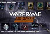 Warframe - Rage Pinnacle Pack DLC Steam CD Key