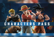 JUMP FORCE - Characters Pass Steam CD Key