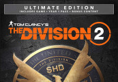 Tom Clancy's The Division 2 Ultimate Edition EMEA Uplay CD Key