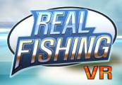 Real Fishing VR Steam CD Key