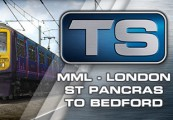 Train Simulator 2018 - Midland Main Line London-Bedford Route Add-On DLC RU VPN Activated Steam CD Key