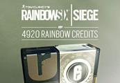 Tom Clancy's Rainbow Six Siege - 4920 Credits Pack XBOX One CD Key