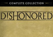 Dishonored: Complete Collection RU VPN Required Steam CD Key