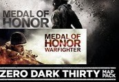 Medal of Honor + Medal of Honor: Warfighter + Medal of Honor Warfighter Zero Dark Thirty Map Pack Origin CD Key