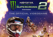 Monster Energy Supercross - The Official Videogame 2 EU PS4 CD Key