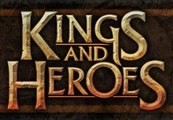 Kings and Heroes Founders Edition Steam CD Key