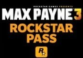 Max Payne 3 Rockstar Pass Steam CD Key