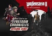 Wolfenstein II: The New Colossus + The Freedom Chronicles: Episode Zero DLC Steam CD Key