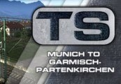 Train Simulator 2014: Munich - Garmisch-Partenkirchen Route Add-On DLC Steam Gift