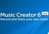 Music Creator 6 Touch Steam Gift
