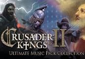 Crusader Kings II - Ultimate Music Pack DLC Steam CD Key